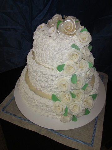 Свадебные и детские торты на заказ