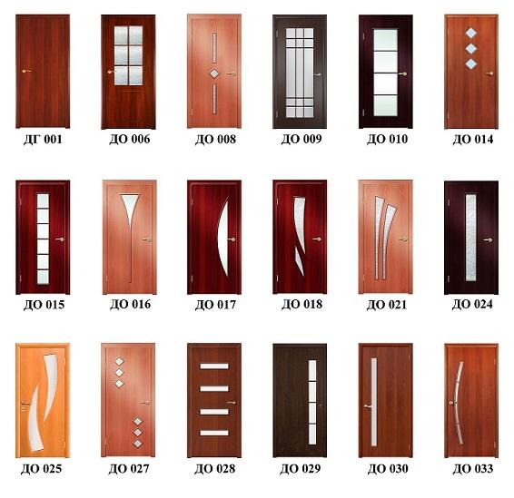 Межкомнатные двери от  производителя по низкой цене