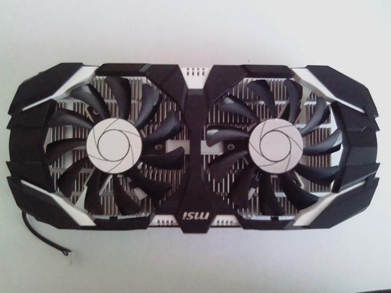 Видеокарта MSI NVIDIA GeForce GTX 1050ti