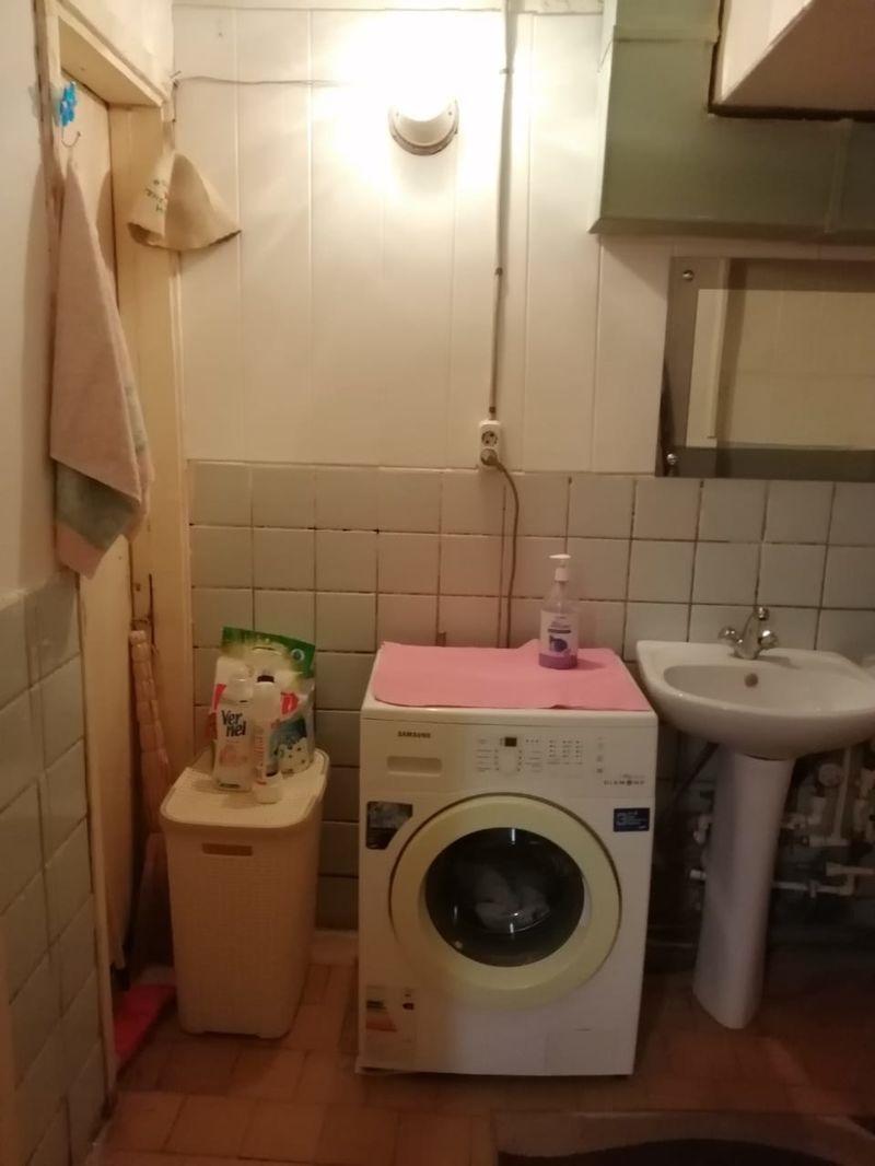 5 ти комнатный блок в квартире , отличное состояние, 2 санузла. Свобо ...