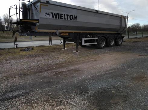 Полуприцеп самосвал wielton Вельтон NW-3 2018 год